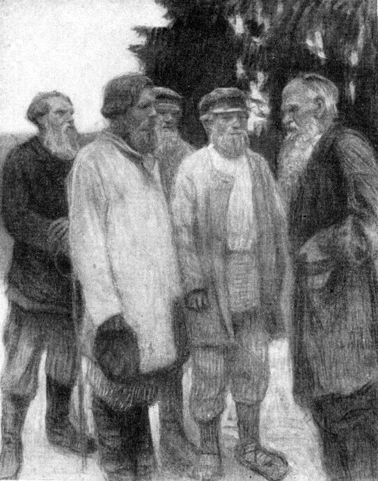 Установите приложение «читай!» лев николаевич толстой проезжий и крестьянин.