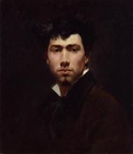 "Репродукция картины ""Portrait of a Young Man"" художника ""Болдини Джованни"""