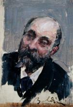 """Картина """"Portrait of Georges de Bellio (1828-94)"""" художника """"Болдини Джованни"""""""
