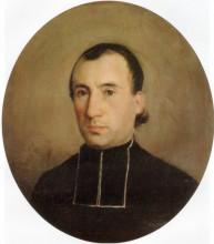 """Картина """"A Portrait of Eug ne Bouguereau"""" художника """"Бугро Вильям Адольф"""""""