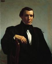 """Картина """"Portrait of Monsieur M."""" художника """"Бугро Вильям Адольф"""""""