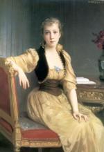 """Картина """"Lady Maxwell"""" художника """"Бугро Вильям Адольф"""""""