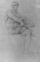 """Картина """"Mars"""" художника """"Бугро Вильям Адольф"""""""