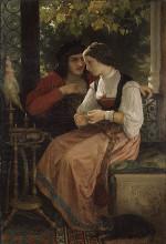 "Картина ""The Proposal"" художника ""Бугро Вильям Адольф"""