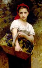"Картина ""Harvester"" художника ""Бугро Вильям Адольф"""