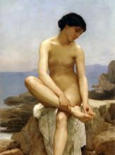 """Картина """"The Bather"""" художника """"Бугро Вильям Адольф"""""""
