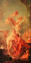 """Репродукция картины """"Венера и Вулкан"""" художника """"Буше Франсуа"""""""