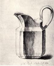 "Картина ""milk jug"" художника ""ван гог винсент"""