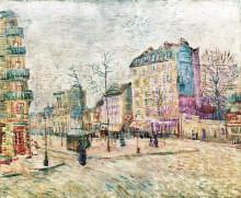 "Картина ""boulevard de clichy"" художника ""ван гог винсент"""
