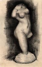 """Копия картины """"Torso of Venus"""" художника """"Ван Гог Винсент"""""""