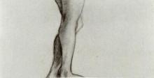 "Репродукция картины ""a woman s legs"" художника ""ван гог винсент"""