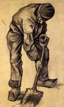 "Картина ""Digger"" художника ""Ван Гог Винсент"""
