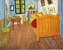 "Картина ""Vincent's Bedroom in Arles"" художника ""Ван Гог Винсент"""