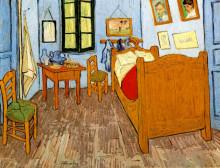 "Копия картины ""Vincent's Bedroom in Arles"" художника ""Ван Гог Винсент"""