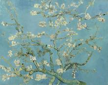 "Картина ""цветущие ветки миндаля"" художника ""ван гог винсент"""