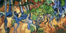 "Копия картины ""Tree roots"" художника ""Ван Гог Винсент"""