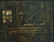 "Картина ""Weaver"" художника ""Ван Гог Винсент"""