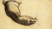 "Картина ""Hand"" художника ""Ван Гог Винсент"""