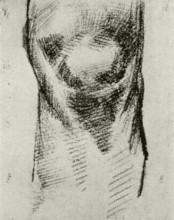 """Копия картины """"Sketch of a Knee"""" художника """"Ван Гог Винсент"""""""