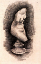 """Репродукция картины """"torso of venus"""" художника """"ван гог винсент"""""""