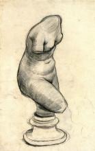 "Картина ""torso of venus"" художника ""ван гог винсент"""