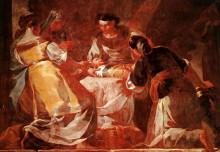 """Копия картины """"Birth of the Virgin"""" художника """"Гойя Франсиско де"""""""