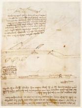 "Копия картины ""Canal bridge"" художника ""да Винчи Леонардо"""