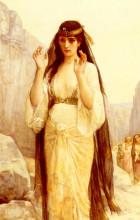 """Копия картины """"the daughter of jephthah"""" художника """"кабанель александр"""""""