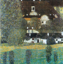 "Репродукция картины ""Schloss Kammer am Attersee, II"" художника ""Климт Густав"""