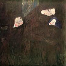 "Картина ""mother with children"" художника ""климт густав"""