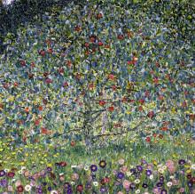 """Копия картины """"Apple Tree, I"""" художника """"Климт Густав"""""""