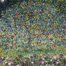"Картина ""Apple Tree, I"" художника ""Климт Густав"""