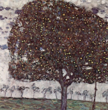 """Репродукция картины """"apple tree ii"""" художника """"климт густав"""""""
