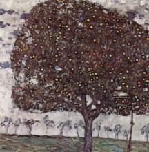 "Картина ""apple tree ii"" художника ""климт густав"""