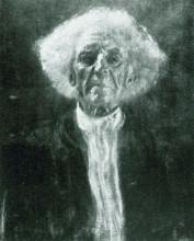 """Репродукция картины """"study of the head of a blind man"""" художника """"климт густав"""""""