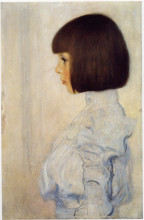 "Картина ""portrait of helene klimt"" художника ""климт густав"""