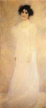 """Репродукция картины """"Portrait of Serena Lederer"""" художника """"Климт Густав"""""""