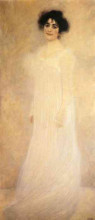 """Картина """"portrait of serena lederer"""" художника """"климт густав"""""""