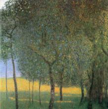 "Картина ""Fruit Trees"" художника ""Климт Густав"""