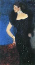"Картина ""Portrait of Rose von Rosthorn-Friedmann"" художника ""Климт Густав"""