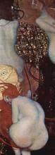 """Копия картины """"Goldfish"""" художника """"Климт Густав"""""""