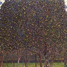 "Копия картины ""pear tree"" художника ""климт густав"""