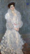 """Картина """"portrait of hermine gallia"""" художника """"климт густав"""""""