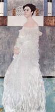 """Картина """"Portrait of Margaret Stonborough-Wittgenstein"""" художника """"Климт Густав"""""""