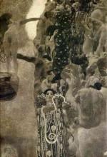 "Копия картины ""university of vienna ceiling paintings (medicine), final state"" художника ""климт густав"""