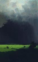 """Копия картины """"После дождя"""" художника """"Куинджи Архип"""""""
