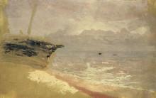 "Копия картины ""Море. Серый день"" художника ""Куинджи Архип"""