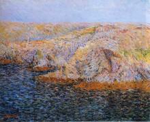 """Картина """"Ice on the Oise river"""" художника """"Луазо Гюстав"""""""