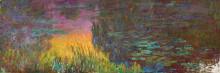 """Копия картины """"Водяные лилии"""" художника """"Моне Клод"""""""