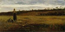 "Картина ""Landscape at Le Varenne Saint Hilaire"" художника ""Писсарро Камиль"""